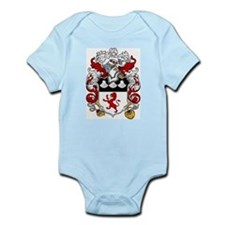 Russell Family Crest Infant Creeper