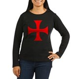 Cross Pattee  T-Shirt