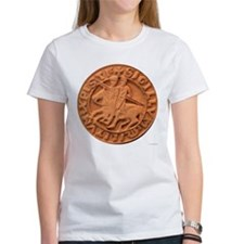 Wax Templar Seal Women's T-Shirt