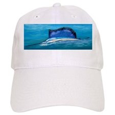 Unique Deep sea fishing Baseball Cap