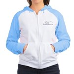 Save Americas Horses Women's Raglan Hoodie
