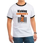 Kicking Leukemia's Ass Ringer T