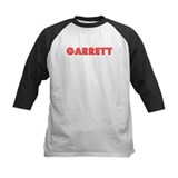 Retro Garrett (Red) Tee