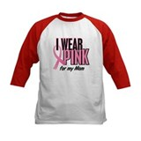 I Wear Pink For My Mom 10 Tee