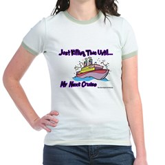 Cruise Lover Boat Jr. Ringer T-Shirt