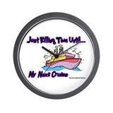 Cruise Lover Boat Wall Clock