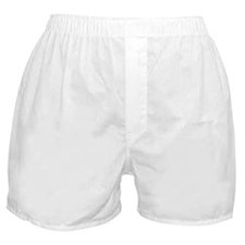 No Logos For Me! Boxer Shorts