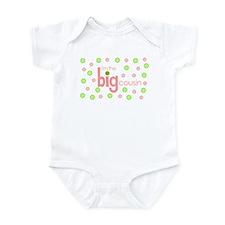 big cousin t-shirt Infant Bodysuit