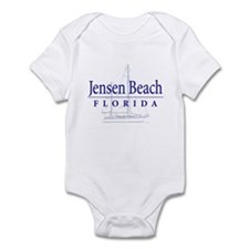 Jensen Beach Sailboat - Infant Bodysuit