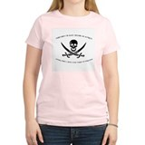 Pirating Actress T-Shirt