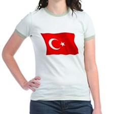 Turkish Flag (No Text) T