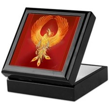 The Phoenix box for keepsakes