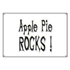 Apple Pie Rocks ! Banner