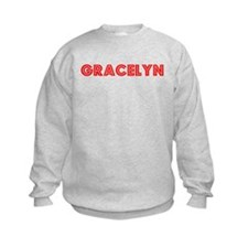 Retro Gracelyn (Red) Jumpers