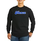 Retro Hamza (Blue) T