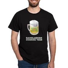 Bangladesh Drinking Team T-Shirt