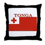 Tonga Throw Pillow
