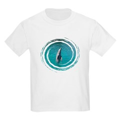 Dancing Dolphin - Kids T-Shirt