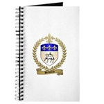 BELLIVEAU Family Crest Journal