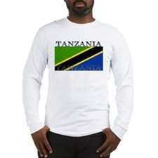 Tanzania Long Sleeve T-Shirt