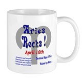Aries April 16th Mug