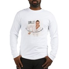 Adrian Paul Long Sleeve T-Shirt