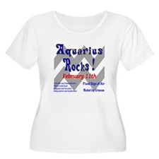 Aquarius February 11th T-Shirt