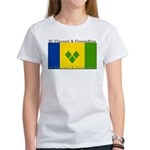 St Vincent & Grenadine Women's T-Shirt