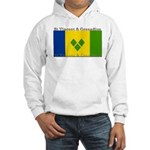 St Vincent & Grenadine Hooded Sweatshirt