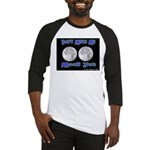 Don't Make Me Moon You Lunar Baseball Jersey