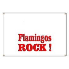 Flamingios Rock ! Banner