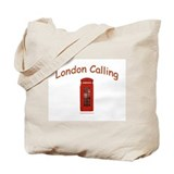 London Calling - Tote Bag