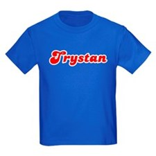Retro Trystan (Red) T