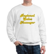 Retro Regional Sa.. (Gold) Sweatshirt