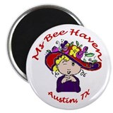 Ms Bee Haven Austin, TX - Magnet