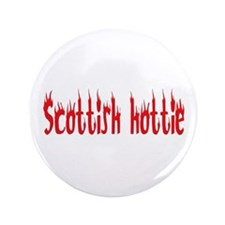 "Scottish Hottie 3.5"" Button (100 pack)"