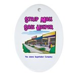 Strip Mall Sale Helper Amulet Good Luck Charm