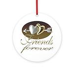 Friends Forever Keepsake (Round)