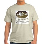 Friends Forever Ash Grey T-Shirt