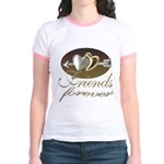 Friends Forever Jr. Ringer T-Shirt