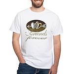 Friends Forever White T-Shirt