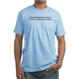 Superdelegate for Jesus Shirt