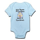 Grandma's House Infant Bodysuit