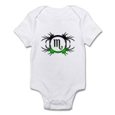 Scorpio Green 2 Infant Bodysuit