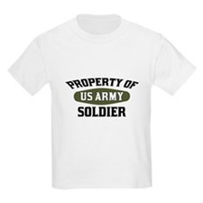 Property US Army Soldier T-Shirt