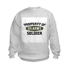 Property US Army Soldier Sweatshirt