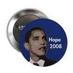 "Obama: Hope 2008 2.25"" Button"