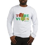 Tribe Vibes Retro Hip Hop Long Sleeve T-Shirt