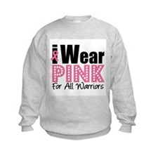 Breast Cancer Warriors Sweatshirt
