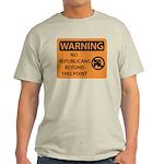 No Republicans Light T-Shirt